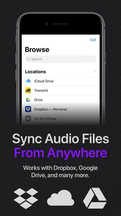 MixTape Audio Sync screenshot-4