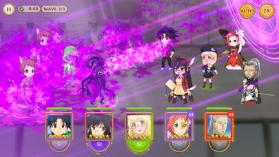 ネギマテ〜UQ HOLDER!魔法先生ネギま!2〜のスクリーンショット3