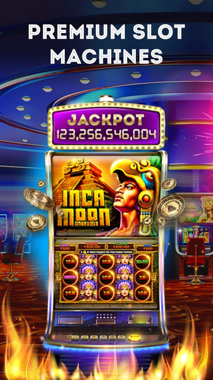 Lucky Time - Play Vegas Slots screenshot-0