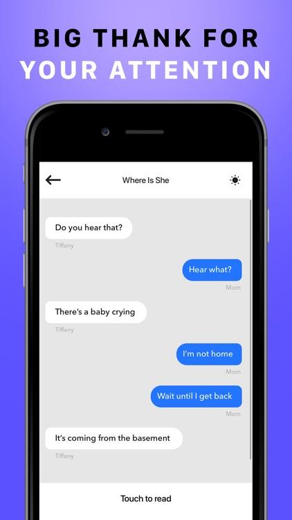 ANNIE96 - Chat Stories