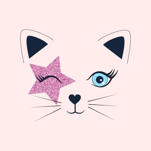 Cute Cats Stickers Pack Emojis