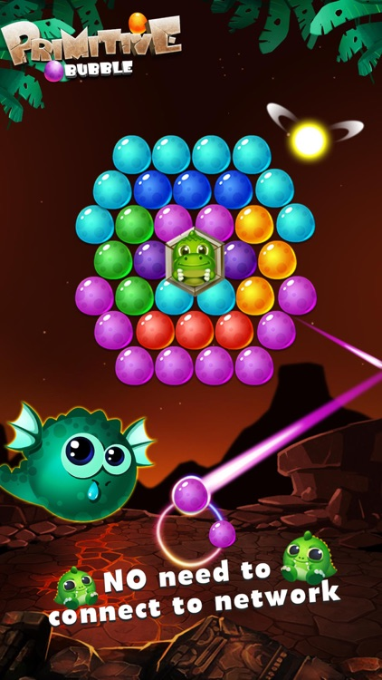 Bubble Shooter Dragon Pop screenshot-1