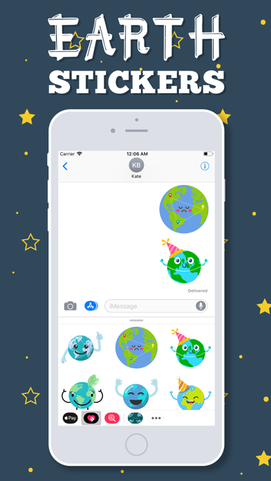 Earth Emojis screenshot four