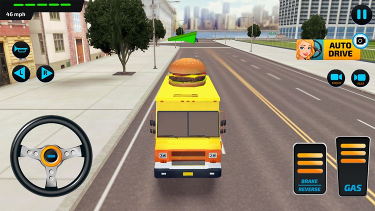 Food Truck Rush screenshot-4