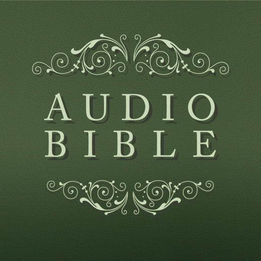 Audio Bible: God's Word Spoken