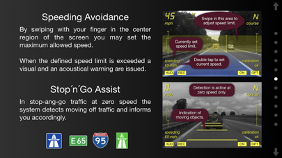 Augmented Driving review screenshots