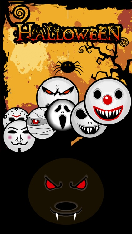 Fun Halloween Scary Sticker screenshot-4