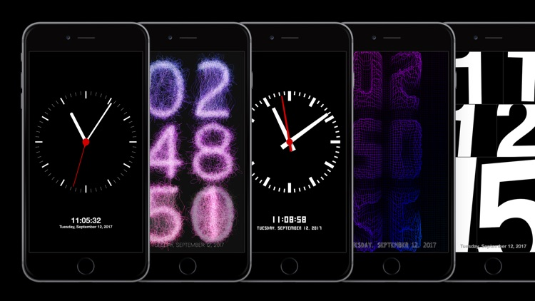 Audio Clock screenshot-0