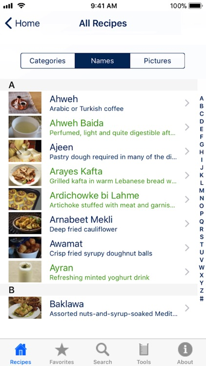 100 Lebanese Recipes