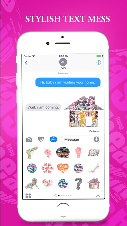 Text Message Stickers screenshot-4