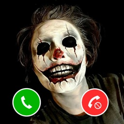 Video Call from Scary Clown