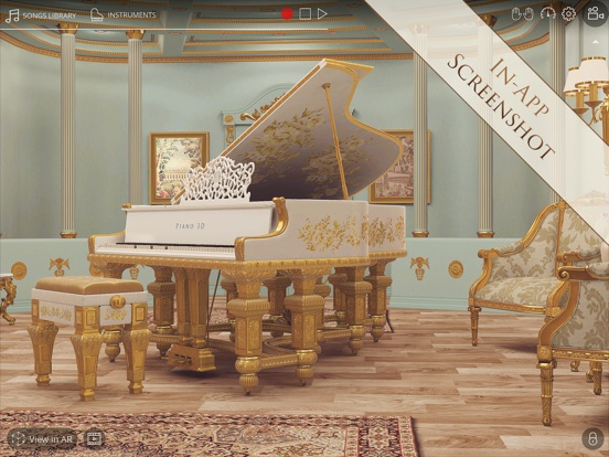 Piano 3D - Real AR Piano App - AppRecs
