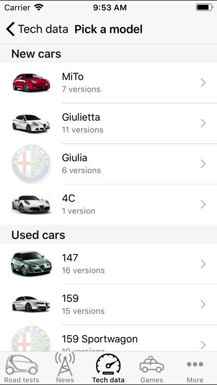 Autozine.eu screenshot-3