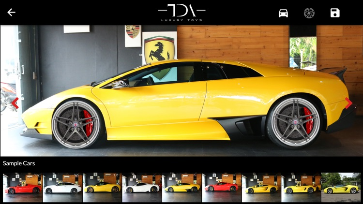 TDA Luxury Toys screenshot-2