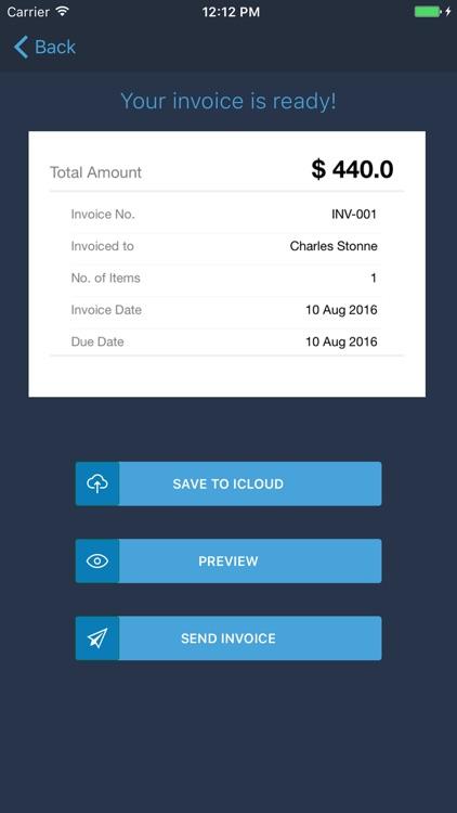 Invoice Generator Zoho By Zoho Corporation - Free invoice generator zoho