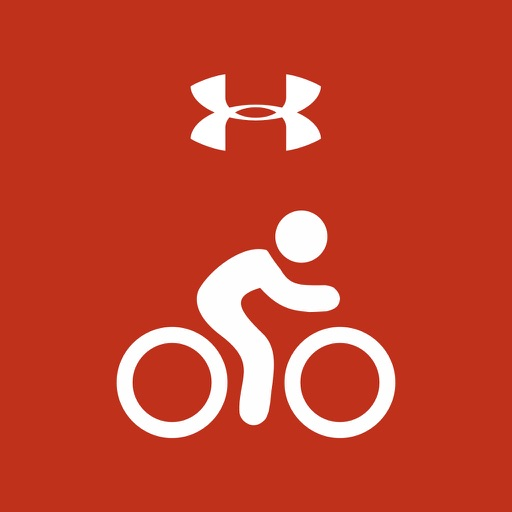 Map My Ride by Under Armour app logo