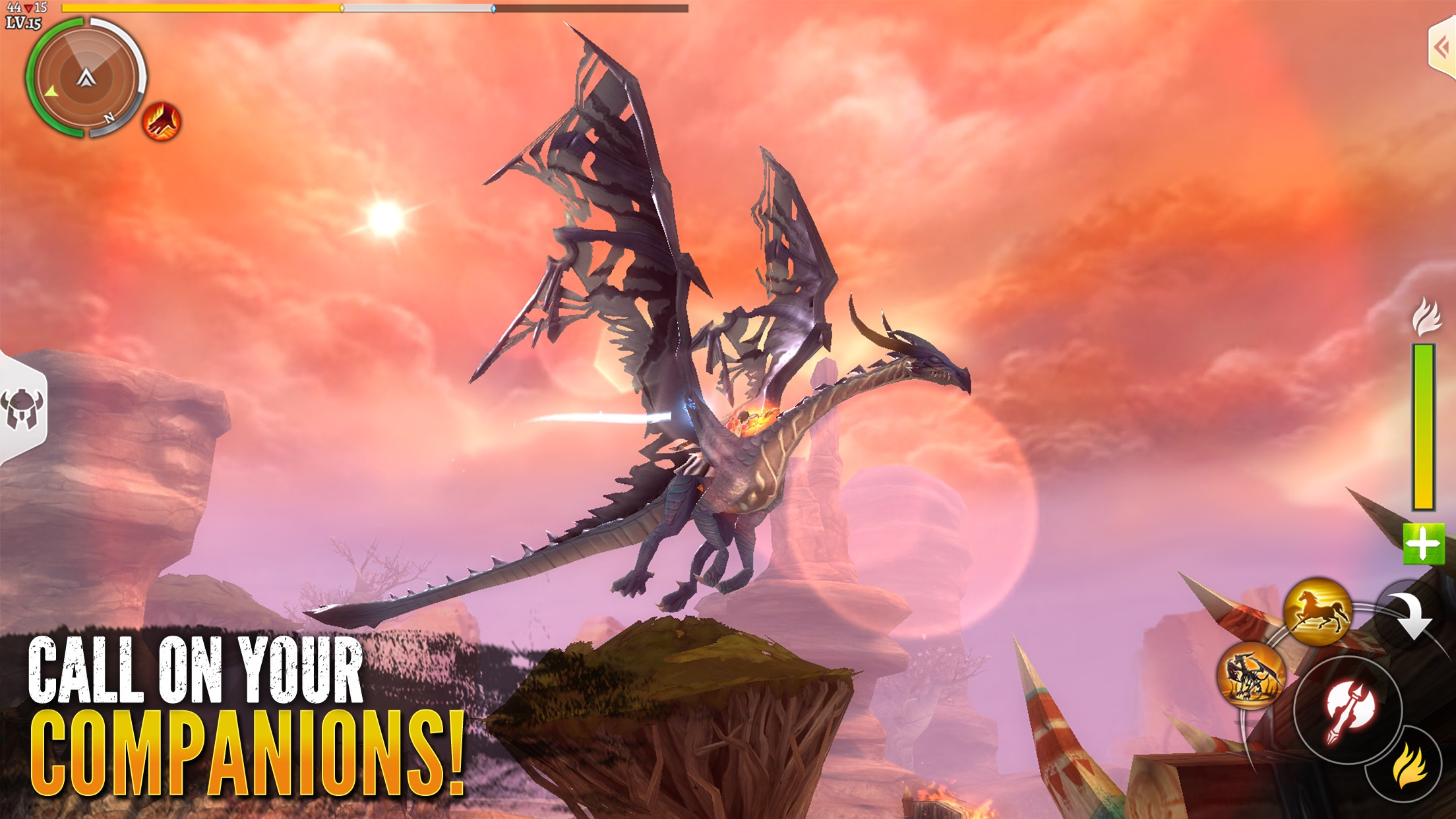 Order & Chaos 2-Fantasy MMORPG Screenshot