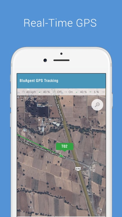 BluAgent GPS Tracker screenshot-0