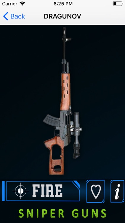 Real Guns Shot Sounds Weapons