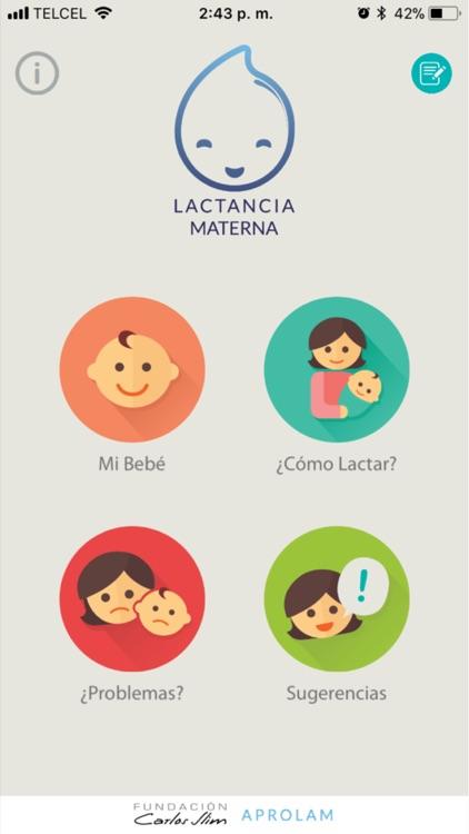 Lactancia Materna APROLAM