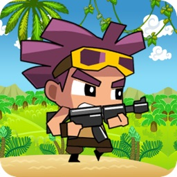 Adventure Jungle Blast – Soldier Battle Jump & Run Fun