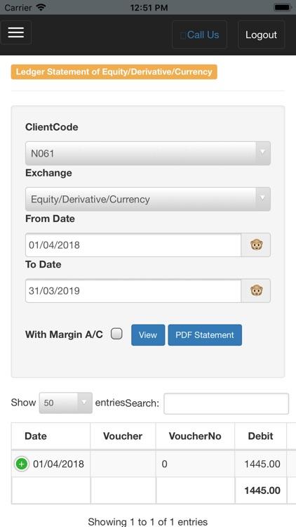 KIFS Trade Capital Back Office screenshot-3