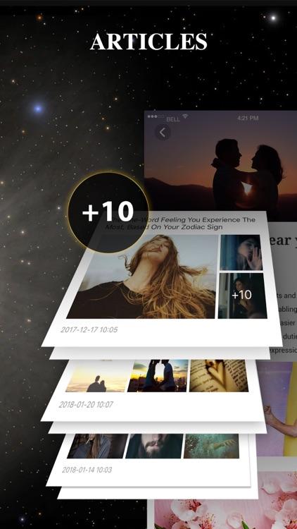 Daily Horoscope Plus® 2019 screenshot-4