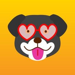 Pet Lovers Emojis Sticker Pack