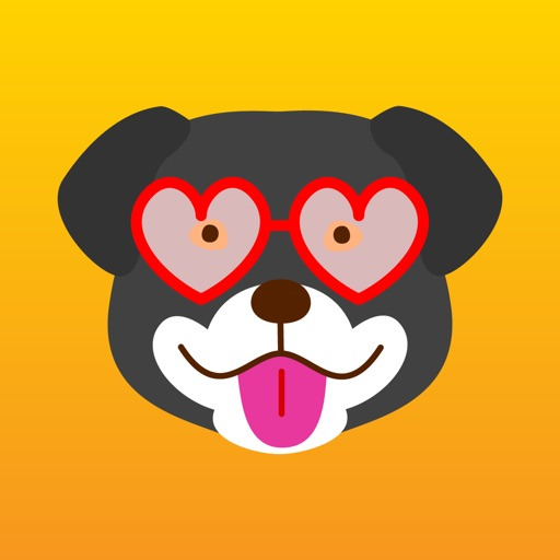 Pet Lovers Emojis Sticker Pack