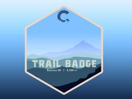 Colorado Trail Badge