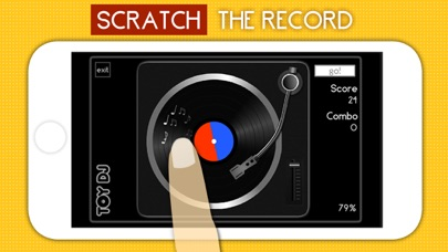 TOY DJ - A Rhythm Game (Plus) screenshot two