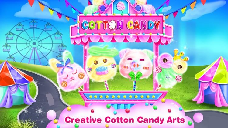 Cotton Candy Art Maker