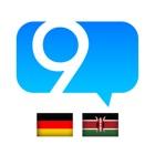 9Min Suaheli Lern-Wörterbuch icon