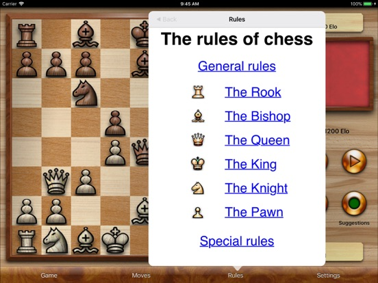 Chess Tiger Pro Screenshots
