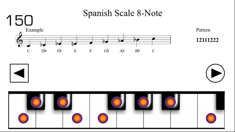 Music Scales for Piano PRO screenshot-4