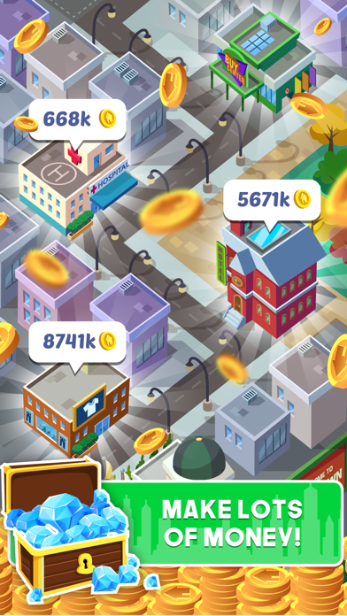 Idle City Manager screenshot two
