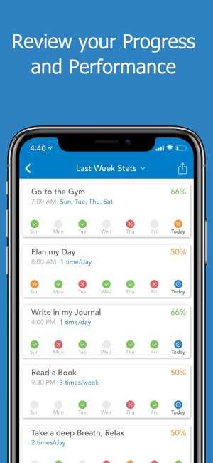 Success Coach Goal Tracker On The App Store