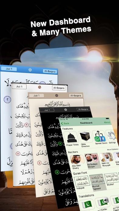 Quran Majeed Pro review screenshots