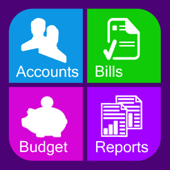 ‎Home Budget Manager Lite