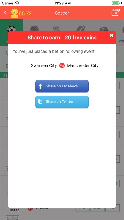 Bet555 - Live Sport Betting screenshot-4