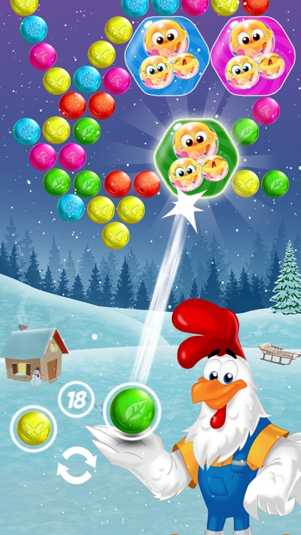 Farm Bubbles screenshot-4
