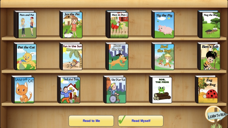 KinderGarten Reading Vowels AZ
