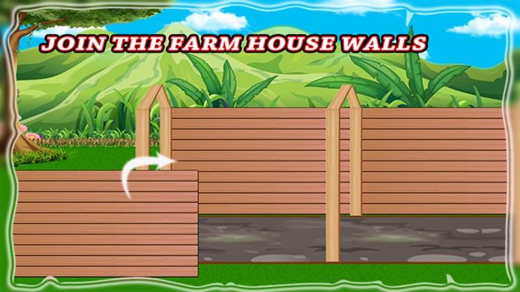 Build a Village Farmhouse screenshot-3