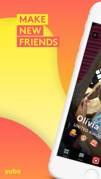 Yubo - Make new friends screenshot-0