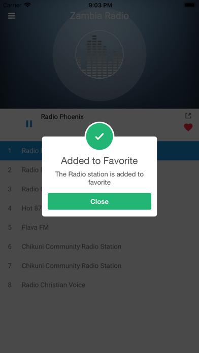 Zambia Radio Station FM Live screenshot three
