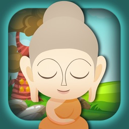 Cute Buddha Statue Escape Game - start a challenge