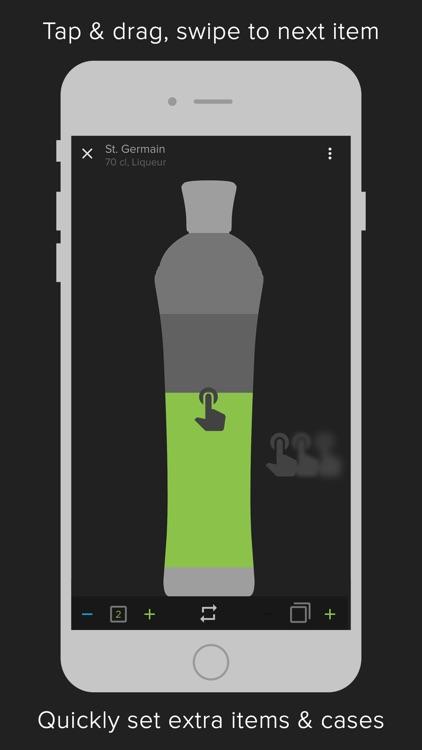 Chanj FLOW - Liquor Inventory screenshot-0