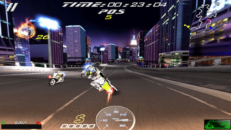 Ultimate Moto RR 2 screenshot-4