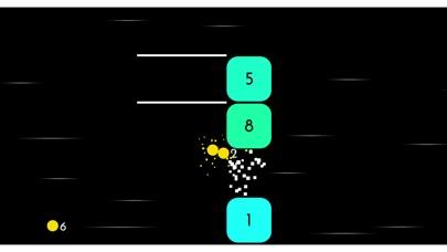 Flappy Balls - Balls vs Blocks Screenshot on iOS