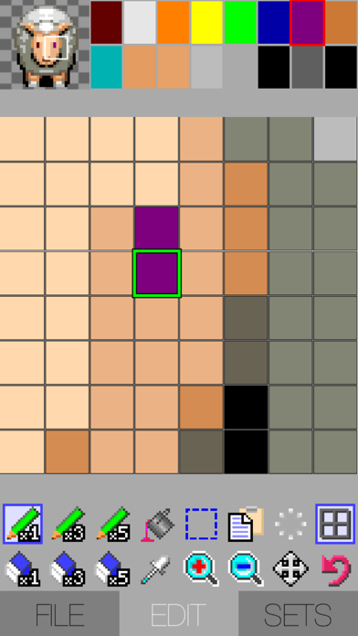 Dotter – smart dot picture editor screenshot three